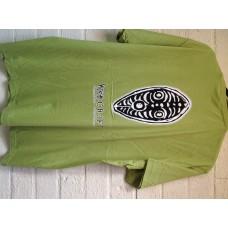 Witchcraft T-shirt XL. Pistachio colore.